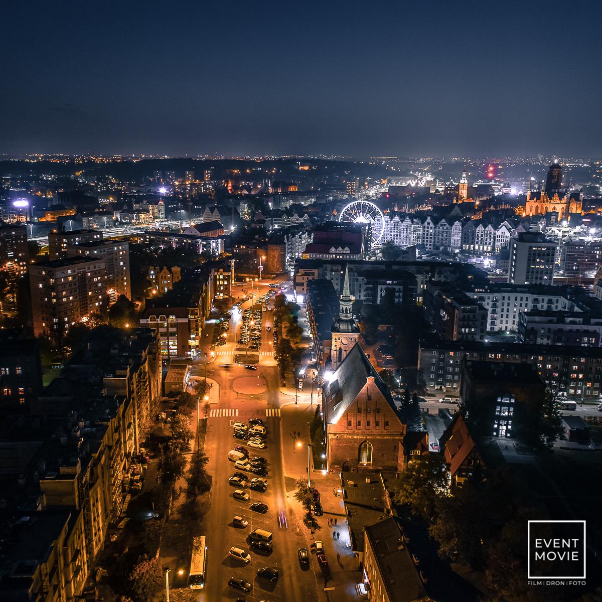 film reklamowy Gdańsk, film promocyjny Trójmiasto - Eventmovie