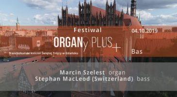 Spot okolicznościowy, realizacja nagrania koncertu - Organy Plus+